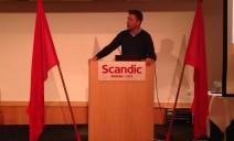Representantskapsmøte avholdt i LO i Bergen og Omland 23.01