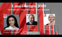 1. mai 2019 - program