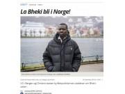 La Bheki bli i Norge!